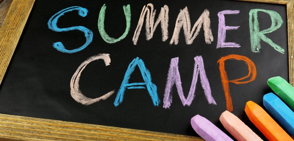 summer camp planning counselors